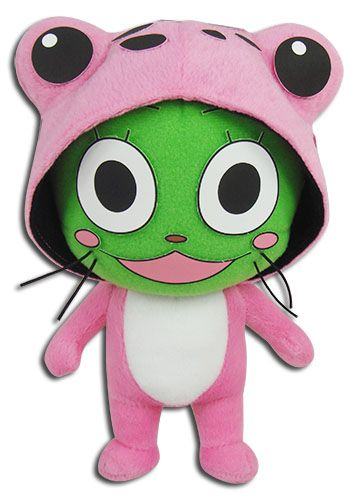 Fairy Tail 8'' Plush - Frosch @Archonia_US
