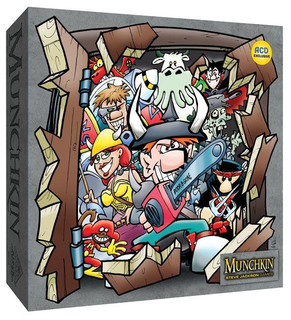 Munchkin® Monster Box