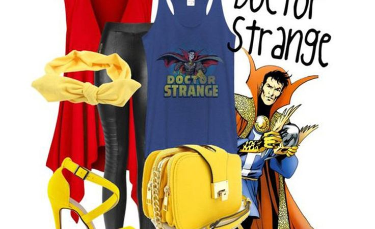 Top 3 Doctor Strange Outfits – Doctor Strange Cosplay (Marvel Inspired Outfits) #DoctorStrange