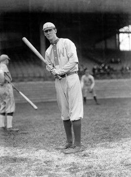 1912 Washington Senators Baseball Player Jack Knight