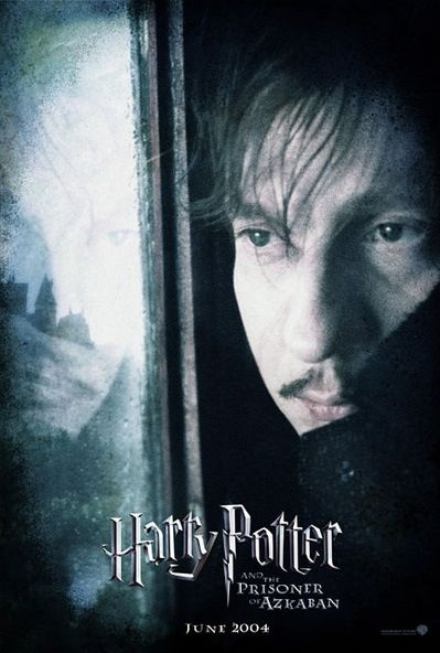 Prof. Remus Lupin, from Harry Potter and the Prisoner of Azkaban