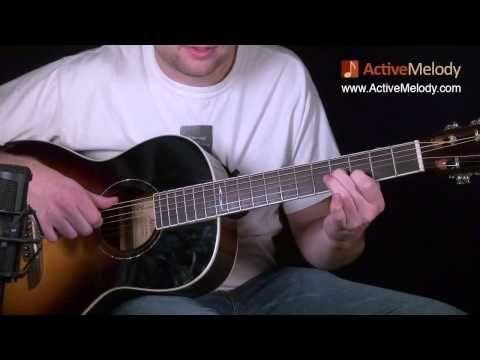 Delta Acoustic Blues Guitar Lesson: EP013 - YouTube