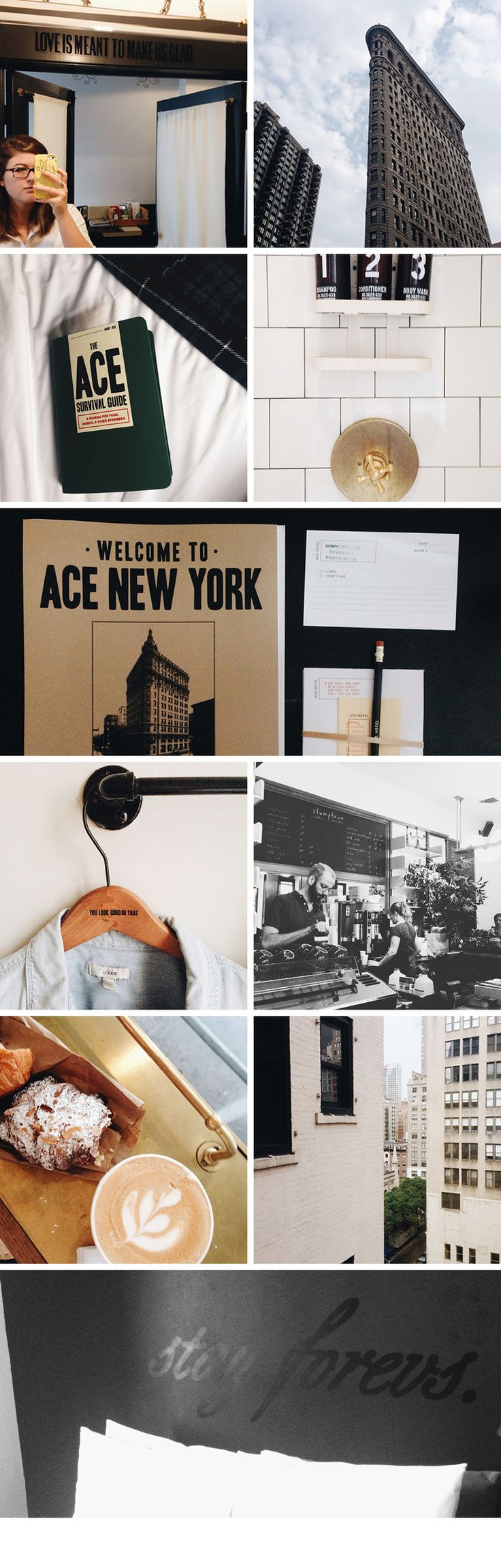 ace hotel nyc | Crafted & Curated. Must try their coffee .....