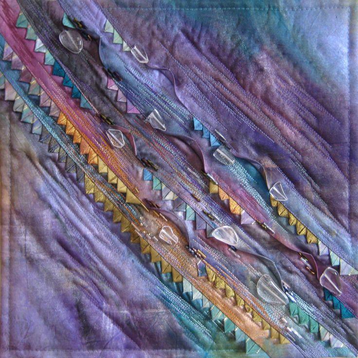 Abstractions — Ludmila Aristova Fiber Art