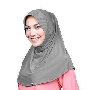 Zoya Bergo Marsha HB Casual Jilbab Hijab Kerudung Instan
