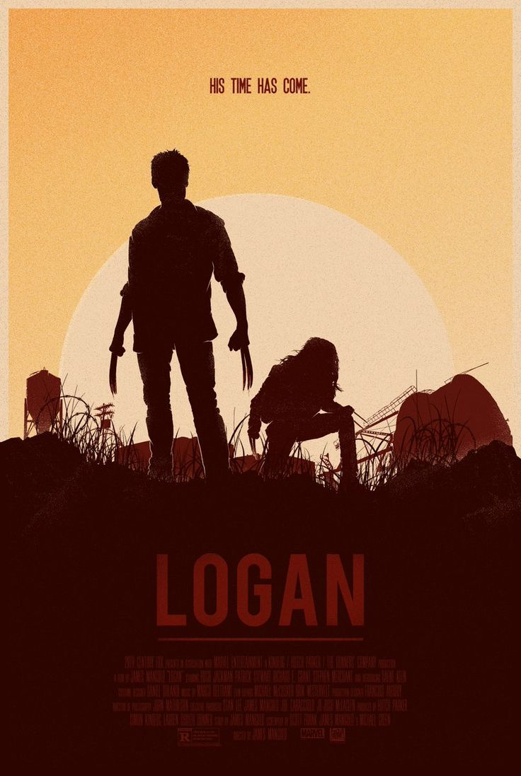 Logan Poster - Created by Felix Tindall