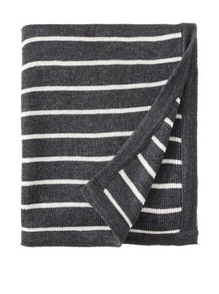Amity Kevin Throw, Charcoal