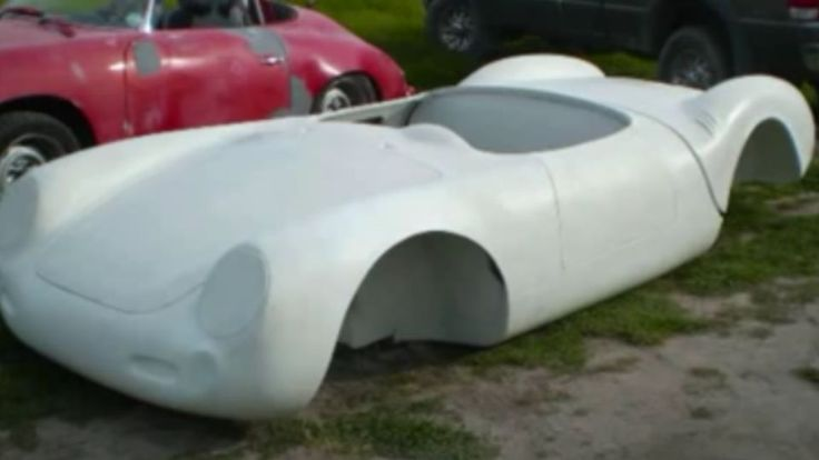 1955 Porsche 550 Spyder Replica Replica Cars For Sale