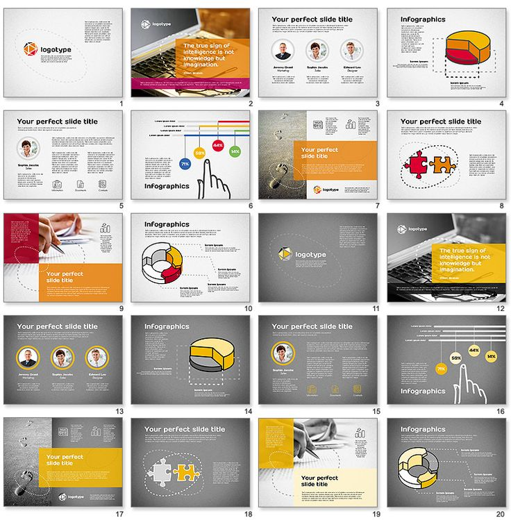 61 best ppt templates images on pinterest | ppt template, role, Presentation templates