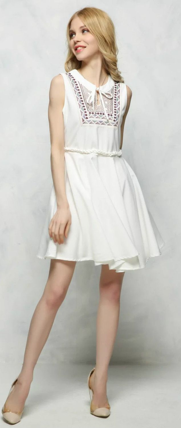 25+ best ideas about White dresses for teens on Pinterest ...