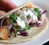 Fish Tacos - FOOD ON THE FOOD