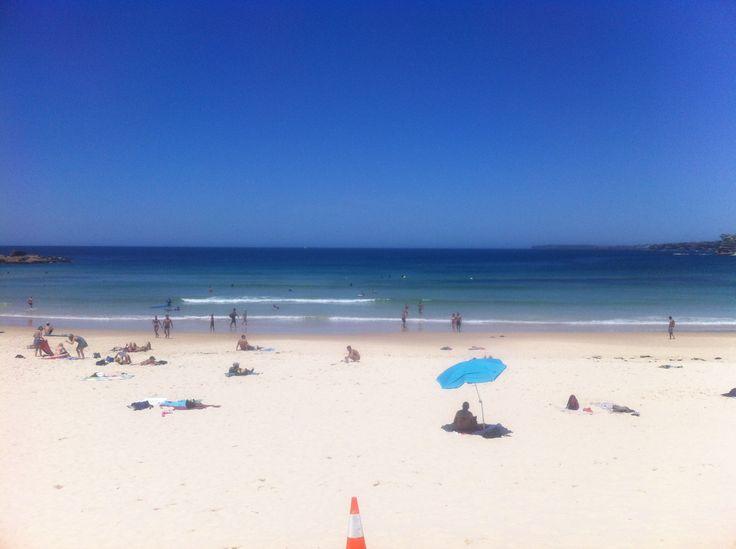 Perfect Bondi beach day