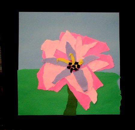 Artsonia Art Museum :: paper flowers
