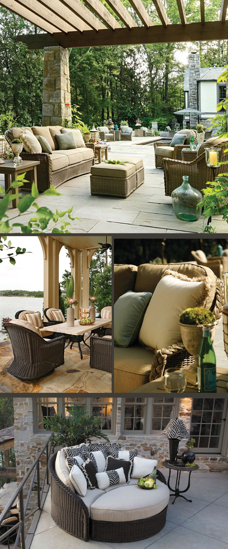 15 Must See Outdoor Wicker Furniture Pins Wicker Patio
