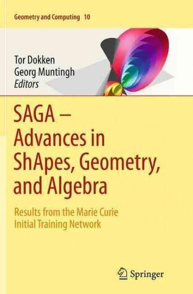Advances in Shapes, Geometry, and Algebra: Results from the Marie Curie Initial Training Network