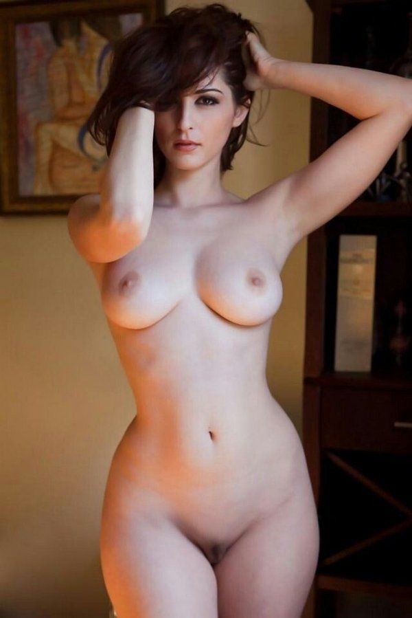 Perfect figure naked girl apologise, but