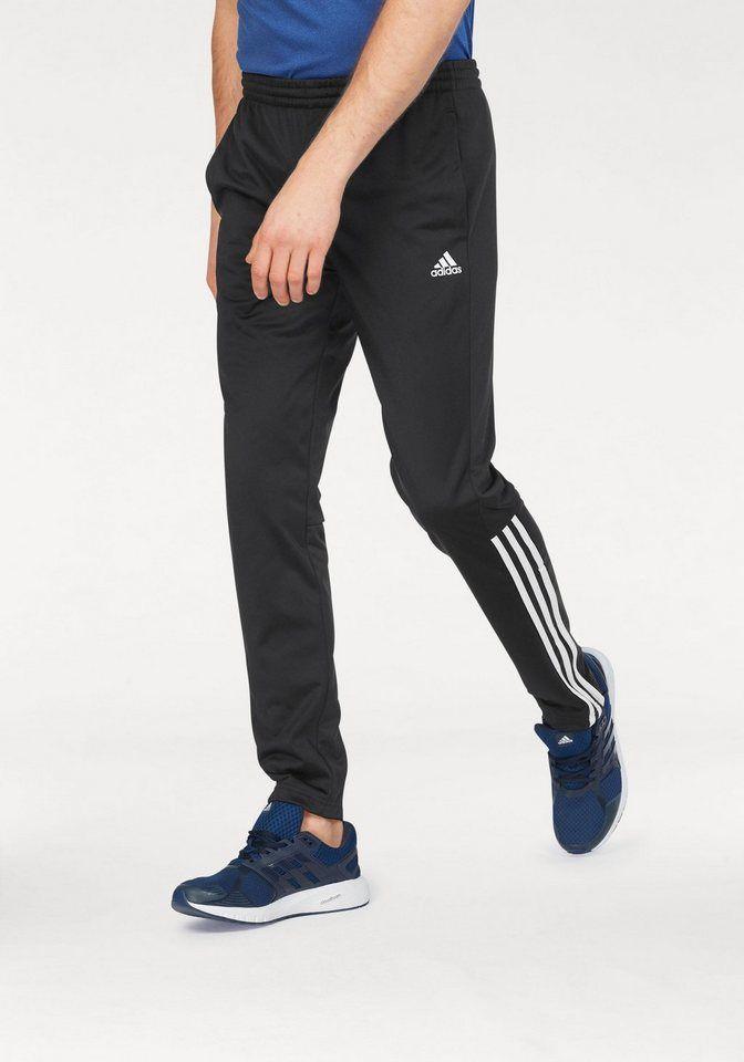adidas Performance Trainingshose »MEN POLYESTER PANT« in