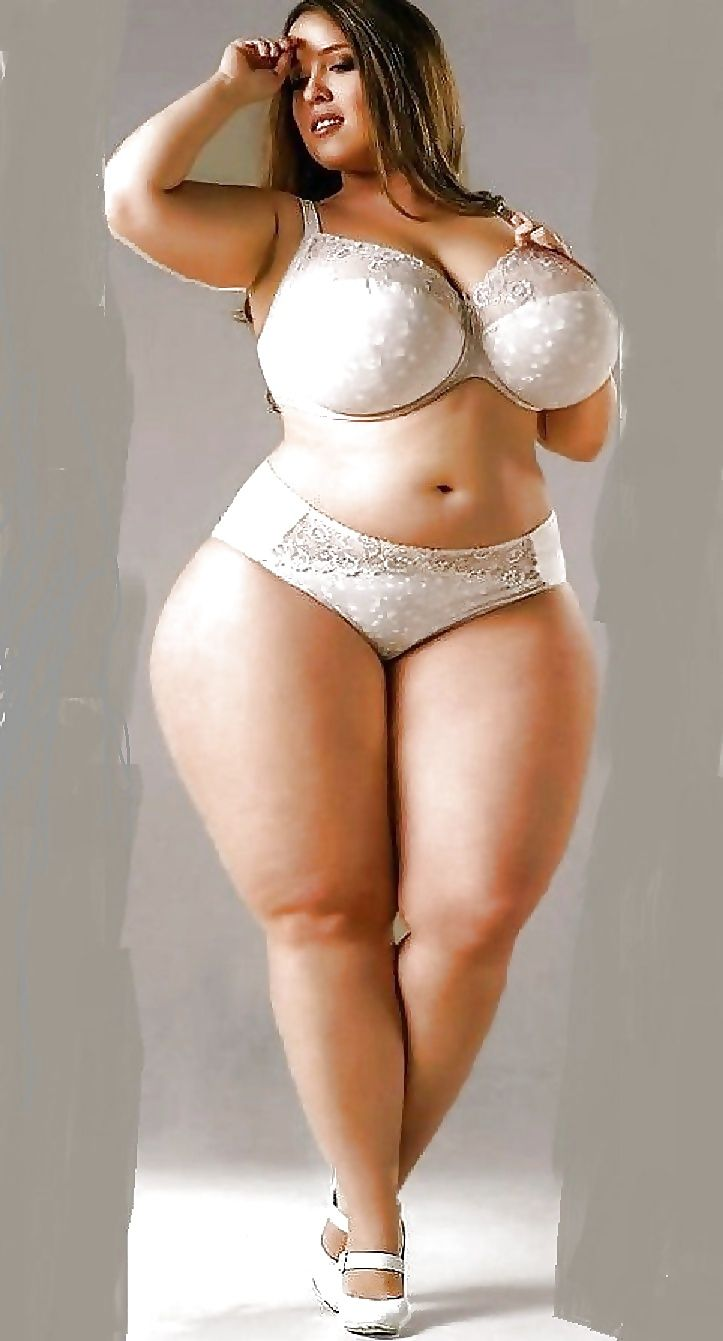 big beautiful women models