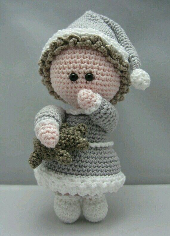 118 best images about Crochet: Amigurumi #8: Dolls & Bugs ...