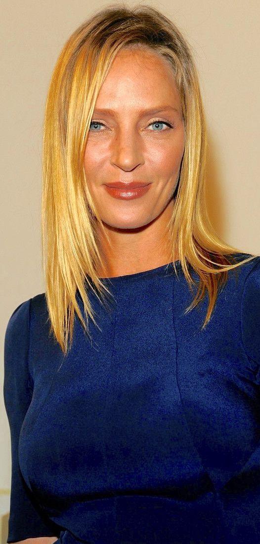 Actress uma thurman biography celebrity