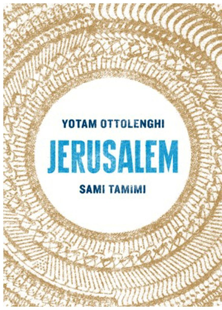 Can't wait to get into these recipes! - Jeruzalem ottolenghi