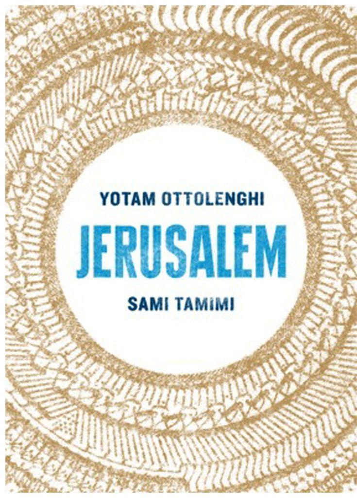 Jerusalem by Yotam Ottolenghi and Sami Tamimi; on my shelf and loving it...