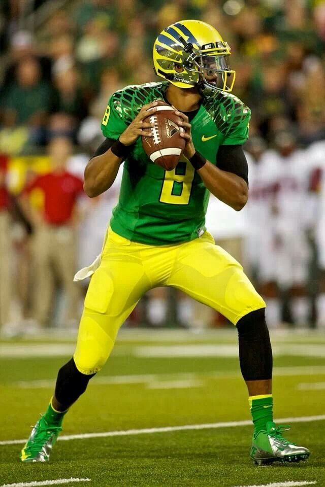 competitive price b3f1e 212ff oregon ducks 8 marcus mariota 2013 yellow limited jersey