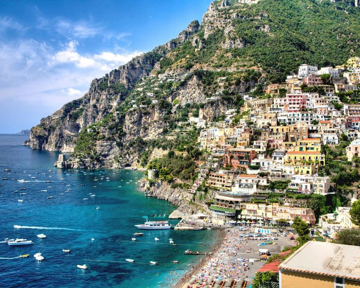 The Amalfi Coast or as it is known in Italian, the Costiera Amalfitana, is a stretch of coastline on the southern coast of the Sorrentine Peninsula. Description from hotelroomsearch.net. I searched for this on bing.com/images