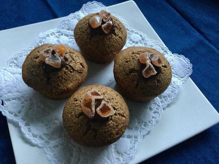 Schoko-Orangenmuffins aus dem Thermomix