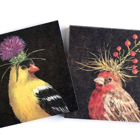 The Fat Finch Offers Bird Themed Merchandise For Backyard Watchers Birders