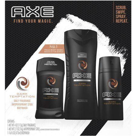 AXE Dark Temptation Regimen Gift Set for Men