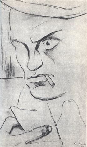 Vladimir Mayakovsky - Jury Annenkov
