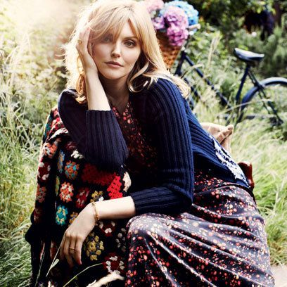 Sophie Dahl: Cover Interview: Red Online