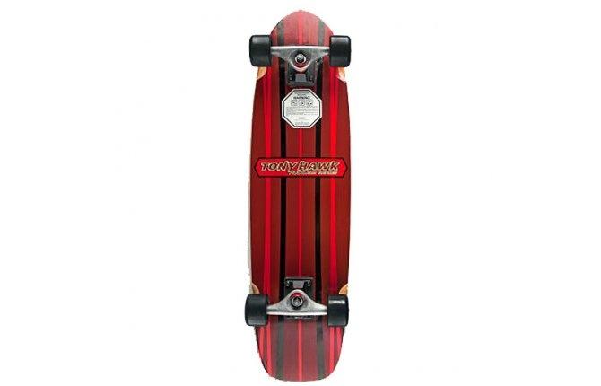 JARO SE BLÍŽÍ > longboard/cruiser TONY HAWK 405 HUCKJAM SERIES jen za 1.410 Kč!!!  http://www.skateshop.cz/skateboard/longboardy/longboard-tony-hawk-405-huckjam-series-cervena-7-75-red