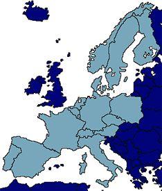 carte européenne des aires de services pour campingcar