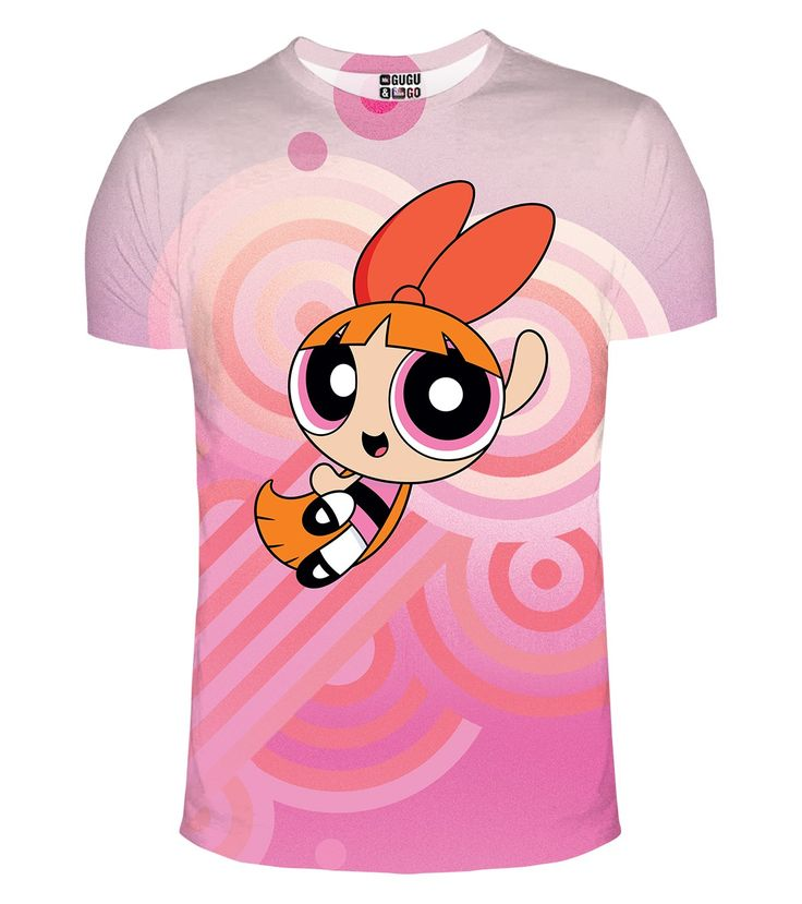 Blossom t-shirt, Mr. GUGU & Miss GO