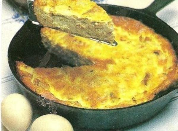 Nanny's Maryland Chicken Pudding Recipe