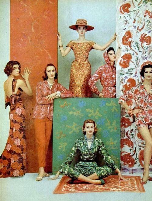 Francesco Scavullo for Glamour 1957
