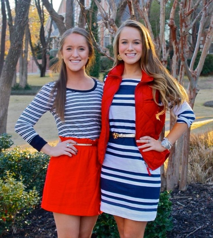 Cute outfits for the first day of high school and first day of college