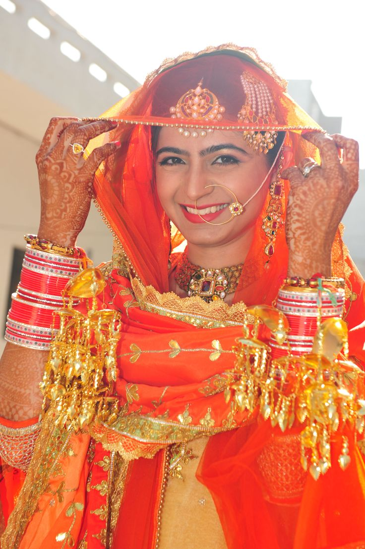 sikh wedding chandigarh, lehnga by firozi | Just like that ...