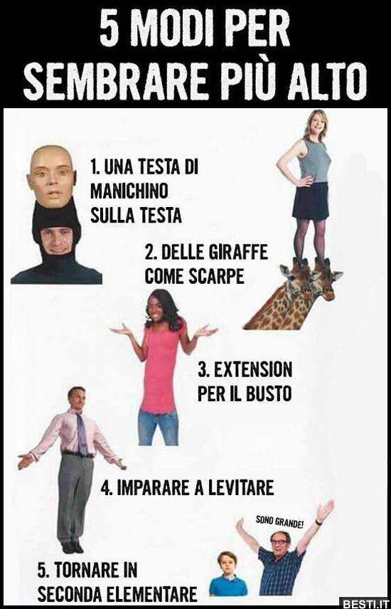 5 modi vignette for Foto divertenti gratis