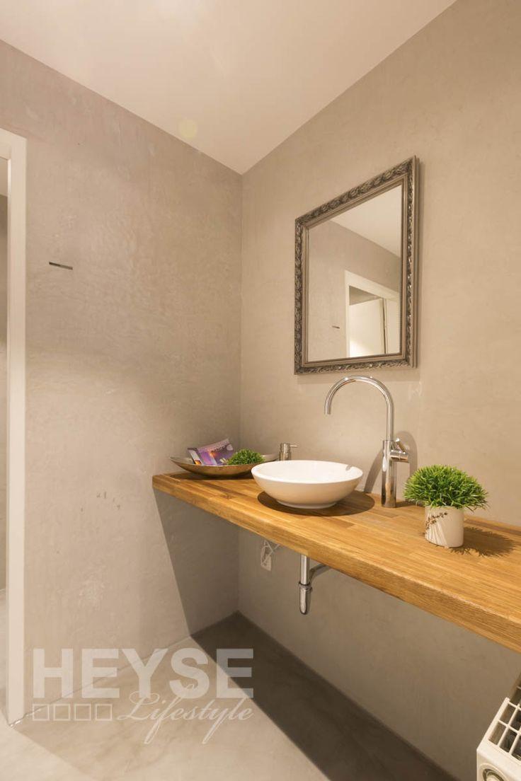 Perfect Facelift f r die WC s bei K chen Staude in Hannover Fugenlose W nde in Betonlook und Lifestyle Designb den ohne Fugen in Betonoptik Tolles Design