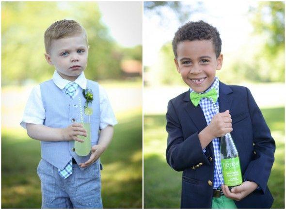 Blue & Green Preppy Wedding Inspiration - Preppy Wedding Style