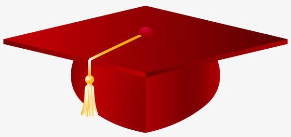 Licenciatura de gorro rojo, Rojo, Bachelor Cap, El Dr. Cap Imagen PNG