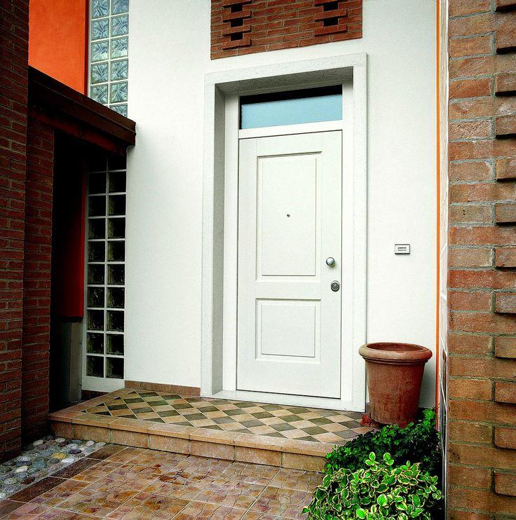 40 best porte blindate images on pinterest entrance for Porte blindate alias modello steel