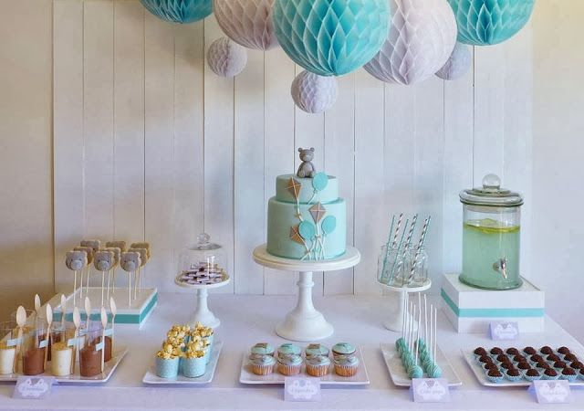 Teddy Bear Themed Birthday party by Peace of Cake