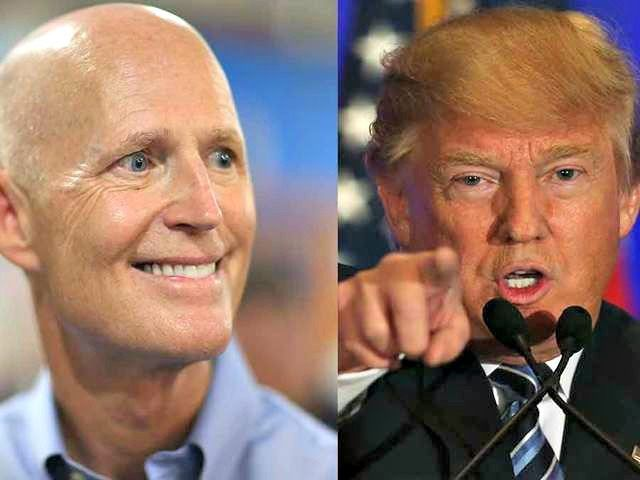 Florida Gov. Rick Scott Calls on GOP to Coalesce Behind Donald Trump