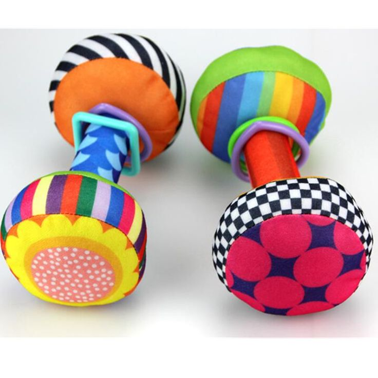 ==> [Free Shipping] Buy Best Cloth Fabric Safe New Design Baby RattleKid Hand Shake Bell Ring ToyEarly Education Initiate Bed ToysQuality Dumbbell Rattles Online with LOWEST Price | 32819625289