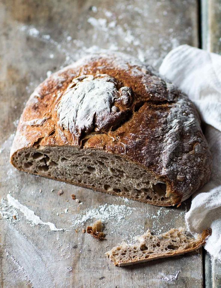 Galician Rye Bread Recipe (This traditional sourdough rye bread is customary in Spain and boasts a mild yet distinct sour rye tang.)