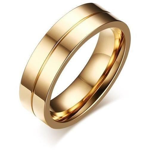 Jewellery - Vnox Trendy Wedding Bands Ring